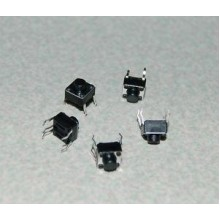 10pcs 6x6x5.5mm Tactile Tact Push Button Micro Switch Momentary