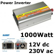 1000W 12V DC To AC 230V Power Invertor Converter IN CAR power supply