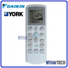 DAIKIN/YORK AIR-CON REMOTE CONTROL (compatible)