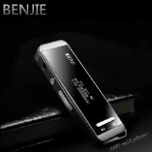 BENJIE HI-RESOLUTION DIGITAL AUDIO PLAYER