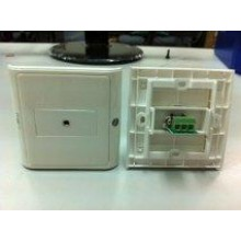 3.5mm Audio Faceplate / Face Plate Wall Plate