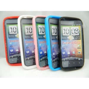 HTC Desire S G12 Jelly Mecury TPU SOFT CASE COVER Casing