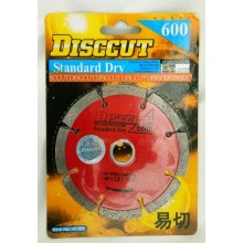 #600 DISCCUT DRY DIAMOND CUTTING WHEEL
