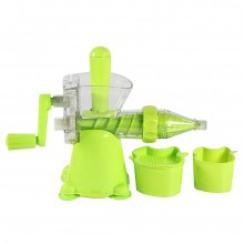2 In 1 Manual Juicer Multifunction Hand Manual Juicer Fruit And Vegetables