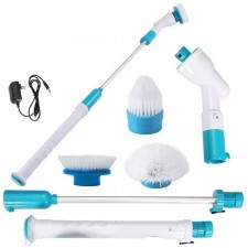 Multifunctional Electric Hurricane Spin Scrubber Household Spin Scrubber