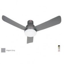 """[9 Speed ] KDK K12UX Remote Control DC Motor Ceiling Fan 48"""" With LED Light"""