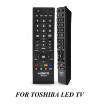 HUAYU Replacement Remote Control For TOSHIBA LED/LCD TV RM-L890