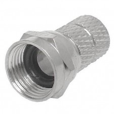 RG6 Connector F Type With O Ring (Pack Of 10)