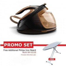 Philips PerfectCare Performer Steam Generator Iron GC8755 ( With Iron Board )