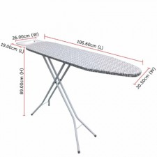 OEM Ironing Board For Steam & Dry Iron Use MY-70V2 (106.60cm X 30.50cm)
