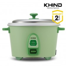 Khind Electric Rice Cooker 1.8L RC818N
