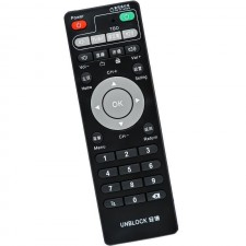 GENUINE Unblock Tech Remote Control For Ubox 2, 3 And 4 TV Box