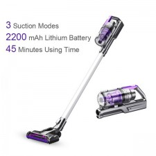 [CORDLESS] Max Wireless Vacuum Cleaner 120W Handheld Mini Rechargeable Battery
