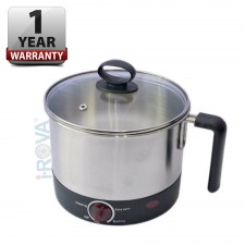 Stainless Steel Multi Purpose Noodles Bowl Cooker Pot 1.5L