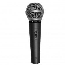 Denn Microphone DM-616 (17ft Supplied) 5.0m Wired Dynamic Microphone