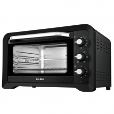 Elba Electric Oven 35L EEO-G3519 (BK) [Free Extra 1 Baking Tray]