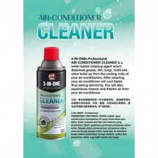 2 X WD40 Air-Conditioner / Air Cond Cleaner (3-In-1) - 331mL