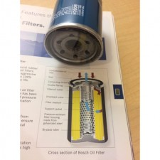 BOSCH OIL FILTER FOR PROTON 1.3 Campro 1.6/1.8/2.0/ CFE Small Type BLM FLX