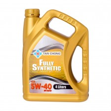 TC Fully Synthetic Engine Oil 5W-40 SN/CF (4L)