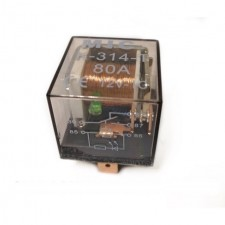 80A 5 Pin Relay Big Coil Copper Connect Pin Heavy Duty High Performance