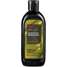 3M Scratch Remover Removes Fine Scratches Swirl Marks Car Scratch Removal