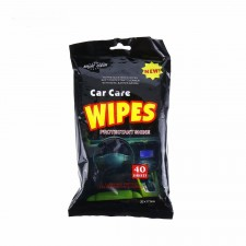 Car Care Wipes (40'S)