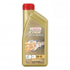 Castrol EDGE PROFESSIONAL 5W40 SN/CF Fully Synthetic Engine Oil (1 Liter)