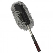 Expandable Microfiber Car & Home Cleaning Duster Brush Mop