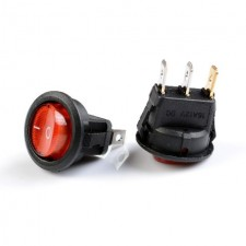 ON/OFF Toggle Switch 12V 16A DC