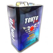 Tokyo Drift 10W40 Semi Synthetic High Performance Engine Oil 4L