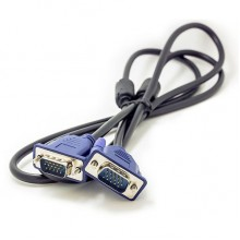 1.5M VGA Monitor Connection Cable