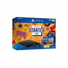 PS4 Slim 1TB Starter Pack Bundle