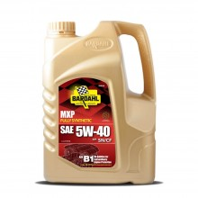 BARDAHL FULLY SYNTHETIC ENGINE OIL SAE 5W-40 (API SN/CF) 4 LITERS