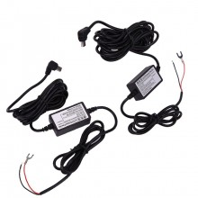 3M Car Charger Cable 24 Hours Line USB Auto Charging Kit For Dash Cam DVR