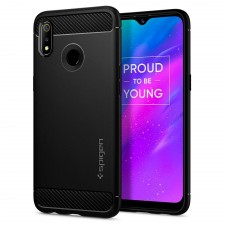 Rugged Armor Realme 3 Phone Case Cover Casing