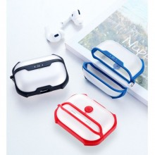 Airpods Pro / Airpod Pro Soft TPU PC Protective Air Bag Shockproof Full Cover Airpod Case