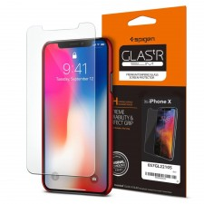 IPHONE 7 Plus 8 Plus IPHONE X Tempered Glass Screen Protector