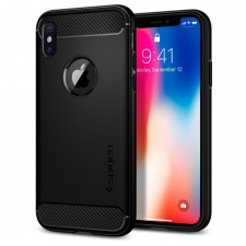 Rugged Armor IPHONE X Case Cover Casing