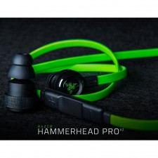 Hammerhead V2 Pro In-Ear Microphone Gaming Headphones Noise Isolated Stereo Bass Headphones Earphone