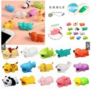 Cable Bite USB Android iPhone Lightning Cable Type C Accessory protector Sleeve