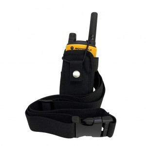 Motorola Compatible FRS Walkie Talkie Pouch with Belt/Pen Holder for T80 T80Extreme T8 T6 MagOne VZ20