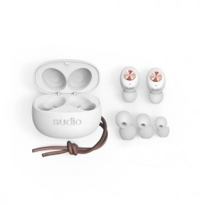 Sudio TOLV Bluetooth Wireless In-Ear Earbuds Headphones