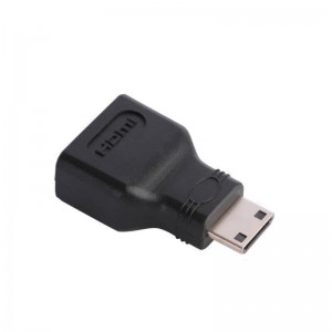 PROLINK PB009 HDMI C PLUG-HDMI A SOCKET TPE Plug for durability high flexibility