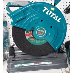 "TOTAL 2350W INDUSTRIAL CUT OFF MACHINE 14""-355MM"