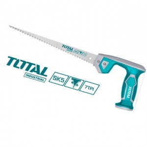 """TOTAL HEAVY DUTY CARPENTER WOOD SAW / HAND SAW 12""""-300MM"""