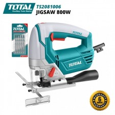TOTAL 800W INDUSTRIAL ELECTRIC JIG SAW