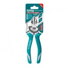 "TOTAL HIGH LEVERAGE DIAGONAL CUTTING PLIERS 6""-160MM"