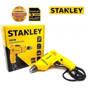 STANLEY 550W 10MM ELECTRIC DRILL