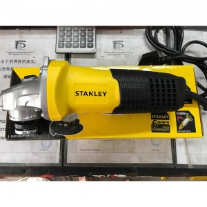 STANLEY 580W 100MM ANGLE GRINDER