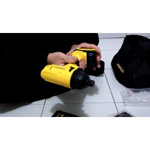 STANLEY 10.8V CORDLESS IMPACT DRIVER / DRILL